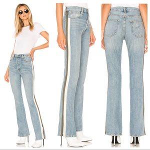 SANDRINE ROSE The Bardot Jeans High Rise Libertine